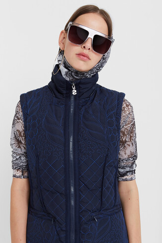 Two in one padded vest