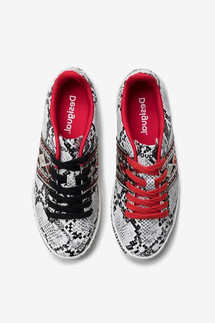 Sneaker rettile LOVE