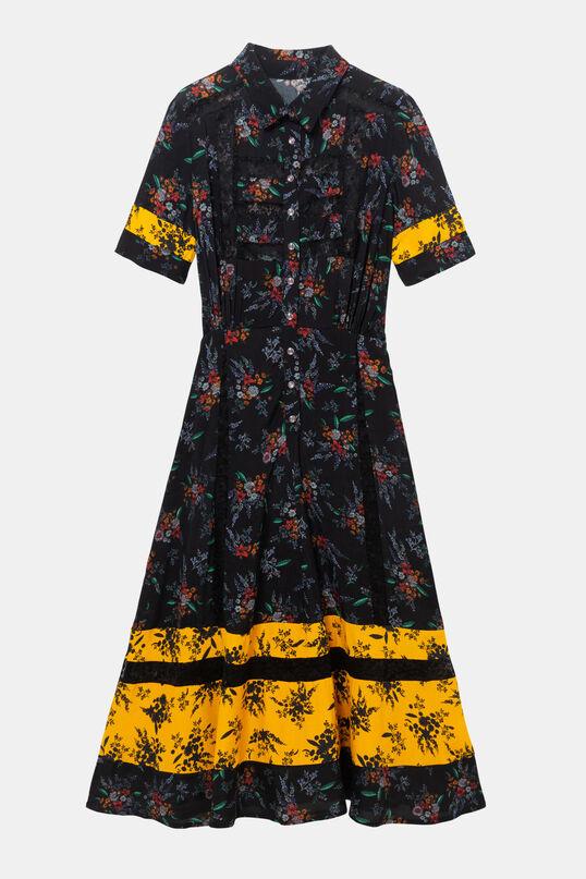 Country shirt dress | Desigual