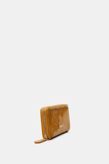 Langwerpige boho portemonnee | Desigual