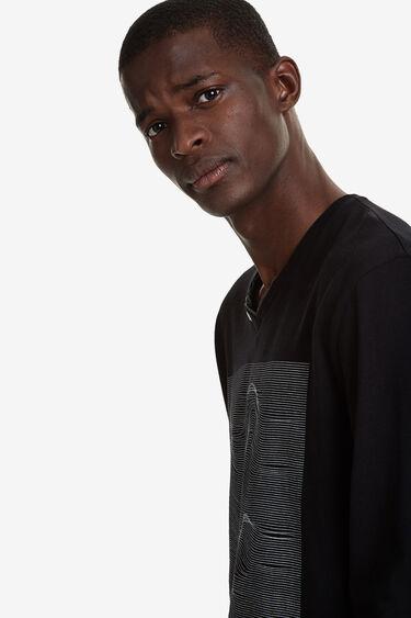 Wavy T-shirt | Desigual