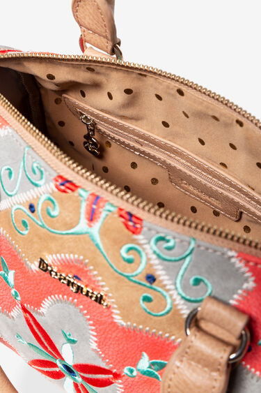 Mini Bowling Bag Mary Jackson | Desigual
