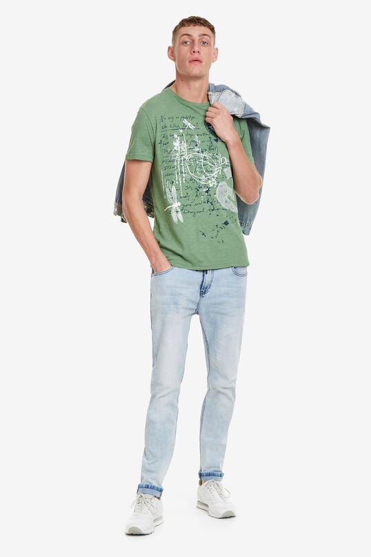 Bolimania Print T-shirt Aloj | Desigual