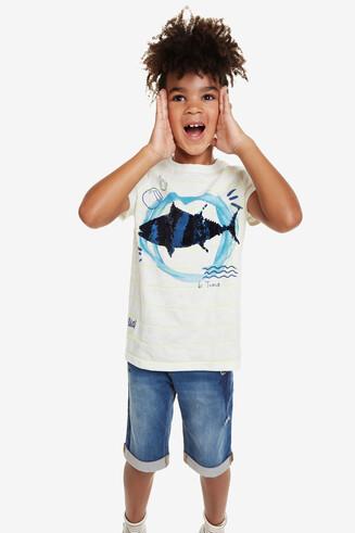 Shirt katoen tonijn Javier
