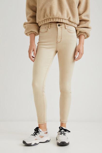 Pantalon skinny basique