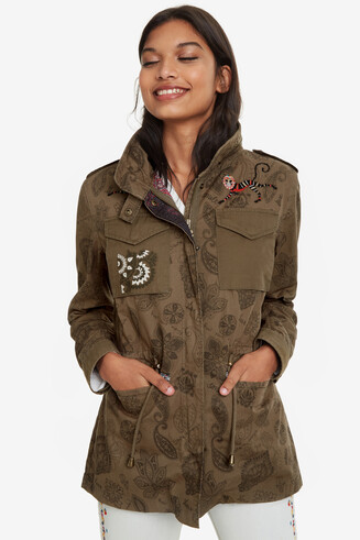 d3743a777ea42 Women's Jackets and Coats | Desigual.com