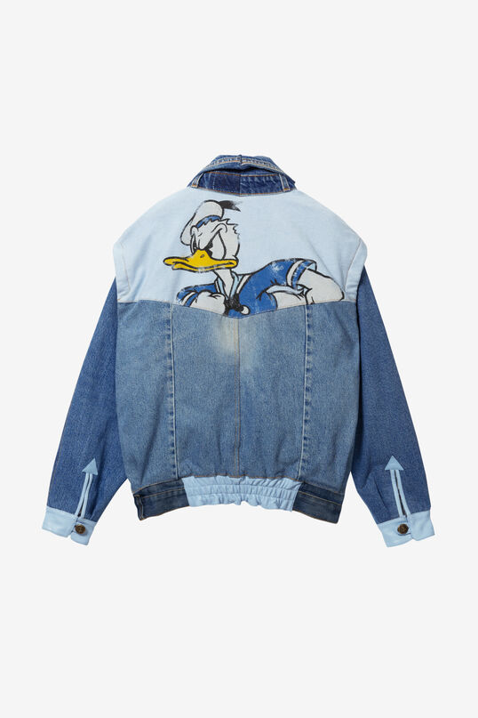 Iconic Jacket Ànec Donald | Desigual