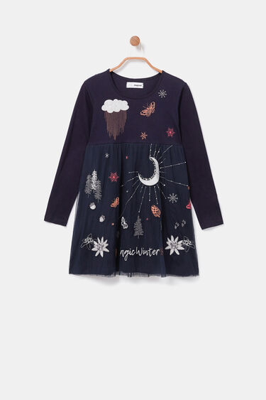 Vestit magic winter | Desigual