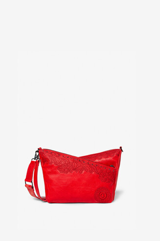 Small sling bag floral print