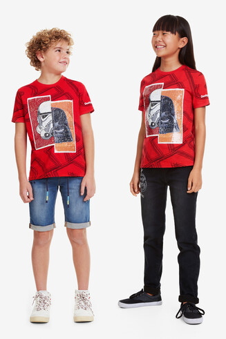 Star Wars T-shirt Four