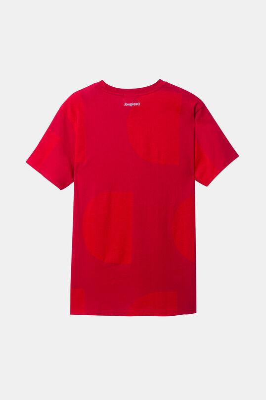 T-shirt Monogram Barcelona | Desigual
