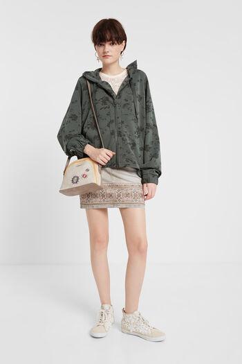 Sling bag embroidered mandalas | Desigual
