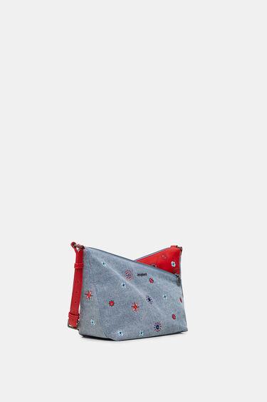 Sling bag crossed silhouette | Desigual