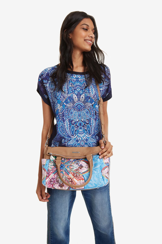 Sac double anse Mexican cards Loverty | Desigual