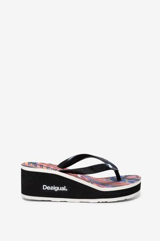 Wedge Sandals Lola Mexican