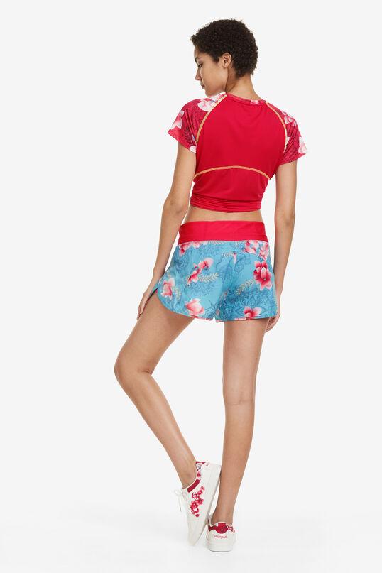 Floral Shorts Hindi Dancer | Desigual
