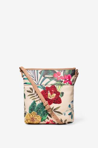 Floral Cross-body Bag Kaua