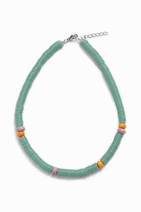 Collier choker perles