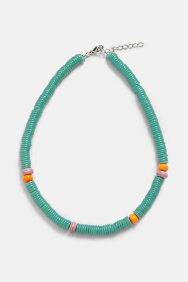 Collier choker perles | Desigual