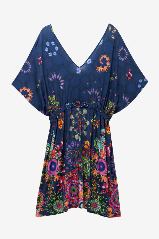 Robe fleurs Harvir | Desigual