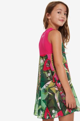 Indian Print Dress Nuakchot