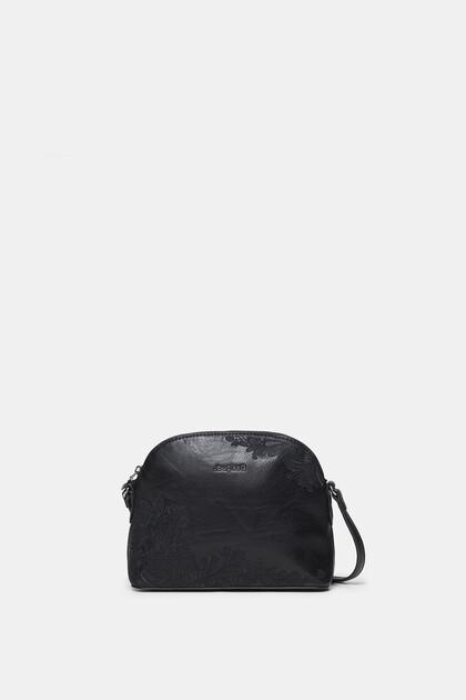 Crossbody bag double face