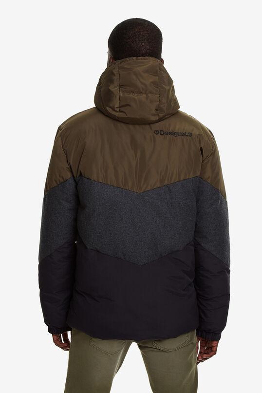 Jaqueta enconxada caputxa | Desigual
