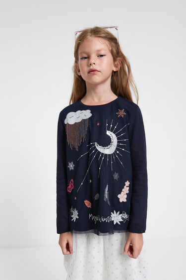 Camiseta magic winter | Desigual