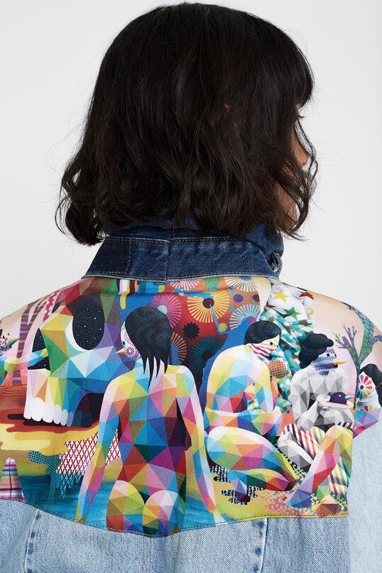 Iconic jacket Okuda San Miguel | Desigual