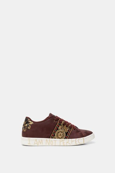 Street sneakers synthetic leather | Desigual