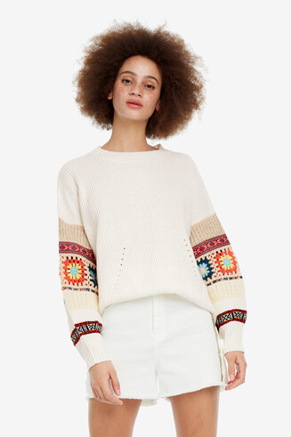 Chunky knit jumper Mirta