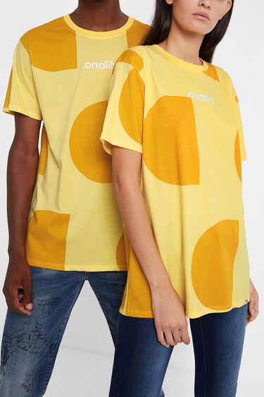 T-shirt Monogram Milan   Desigual