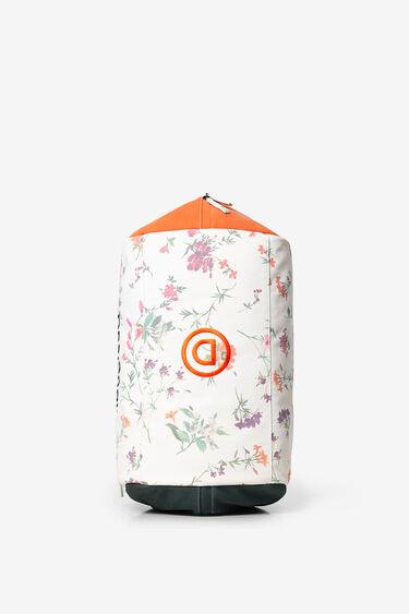 Bolsa tubular 2 en 1  estampado floral | Desigual
