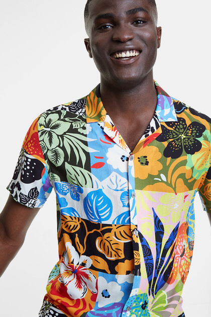 Hawaiian prints shirt