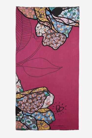 Boho floral foulard | Desigual