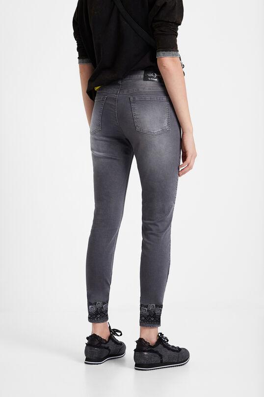 Pantalons denim boho | Desigual