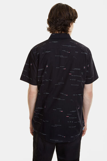 Camisa amb missatges | Desigual