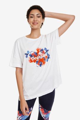 T-shirt Camo Flower