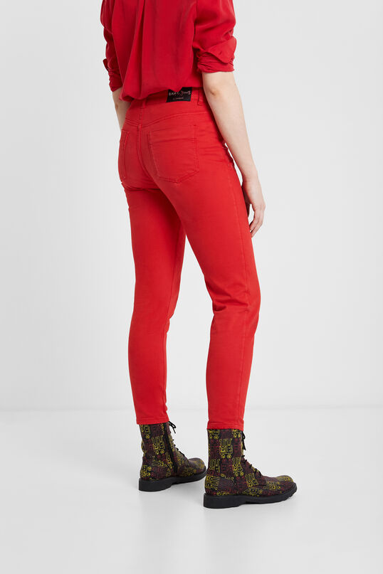 Pantalons skinny denim   Desigual