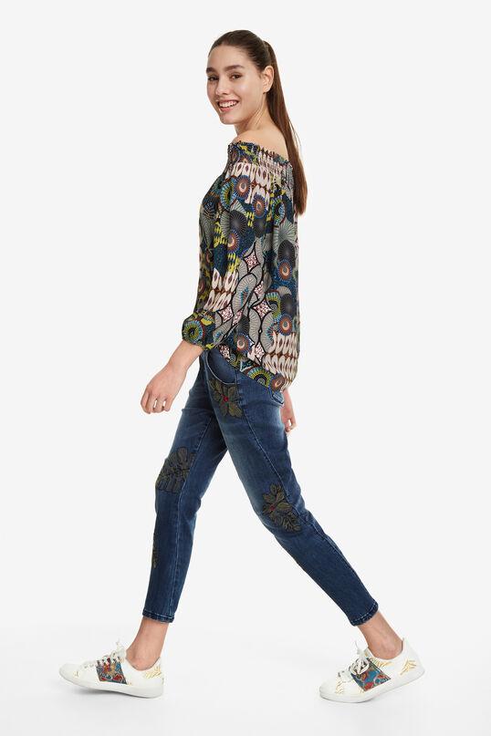 Boyfriend Ankle-Grazer Jeans Maui | Desigual