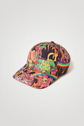 Cotton visor cap