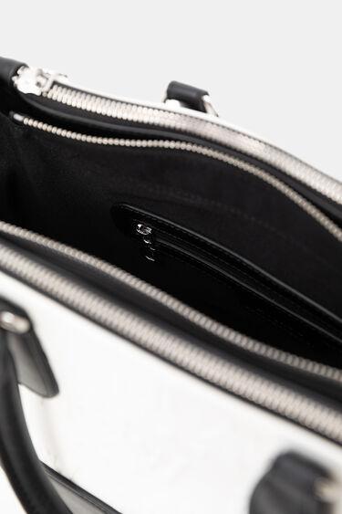 Black & White handbag | Desigual