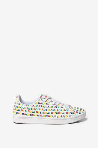 Sneakers logomanía Cosmic Logos