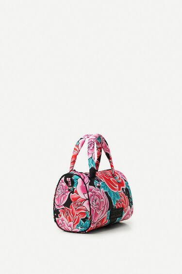 Bolsito maletín mini flores | Desigual