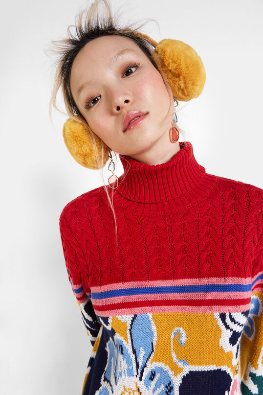 Turtleneck jumper | Desigual