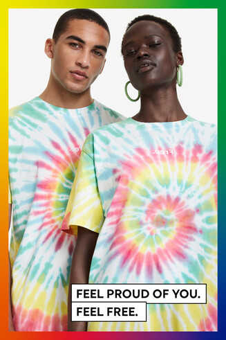 No-gender LGBTIQ Pride T-shirt