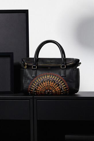 Tasche mit afrikanischem Mandala