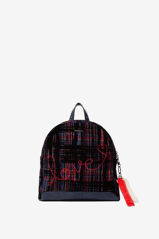 Lines mini backpack