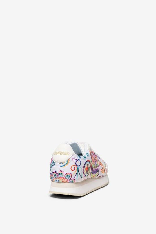 Skull Trainers Shoes Galaxy Skull | Desigual