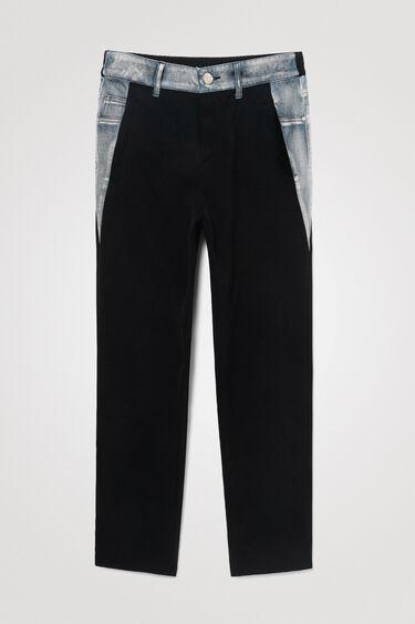 Pantalón híbrido vaquero | Desigual